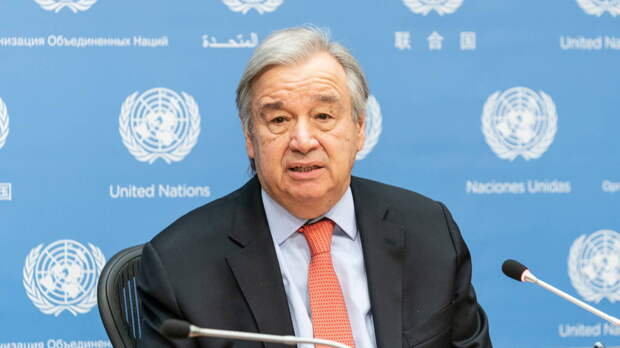 Генсек ООН назвал переговоры единственным выходом из кризиса вокруг сектора Газа