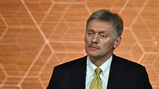 Песков сообщил, что ему неизвестно место проведения встречи Путина и Байдена