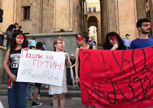 Научит ли нас антироссийский бунт в Грузии Родину любить?