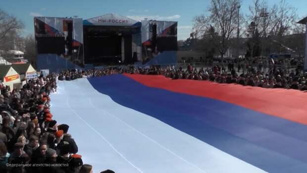 Канделаки осадила Гордона из-за популярного на Украине вопроса о Крыме
