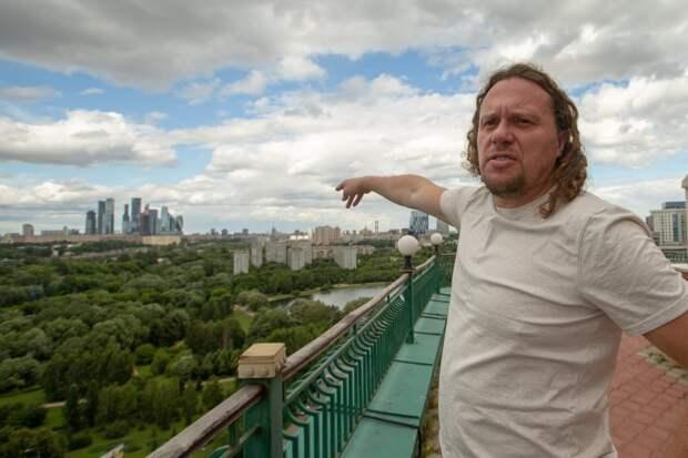 Полонский опять чудит. «Оазис» в Крылатском и 3,5 минуты - до Москва-сити