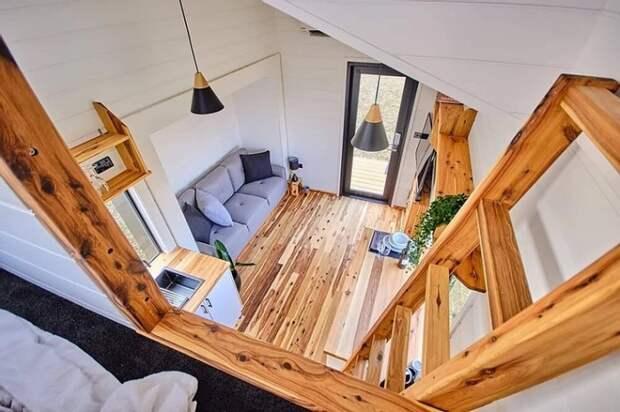 3 крошечных домика мечты, в которых есть все необходимое для комфорта