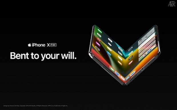 Как можно убрать чёлку из iPhone. Смелое дизайнерское видение показали на реалистичных рендерах