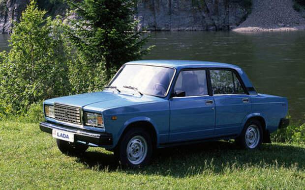 Продается автомобиль Медведева — ВАЗ-2107 за 650 тыс. рублей