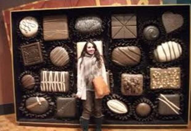 5. В штате Айдахо жених не имеет права подарить своей невесте коробку конфет, если вес коробки превышает 22 кг абсурдные законы, законы сша, сша