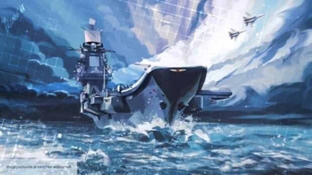 Sohu: Седьмой флот ВМС США столкнется с проблемой из-за российского «Варана»