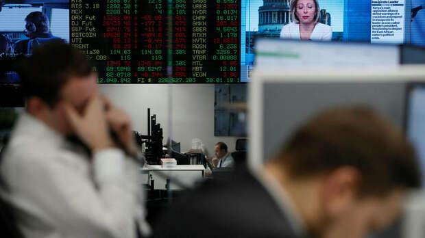 Мировые фондовые рынки закрылись падением на фоне статистики ВОЗ