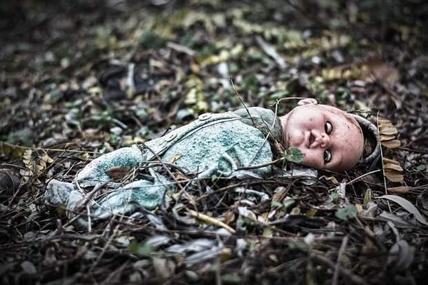 Кукольный мертвец чуть было не довел британку до тюрьмы