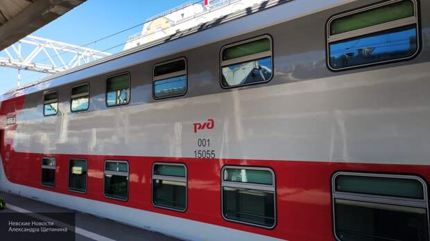 Житель Белоруссии пришел в восторг от поездки на российском поезде