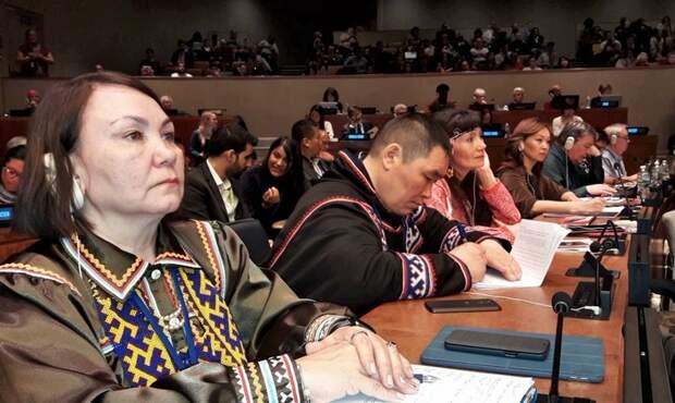 Ямал принимает участие в ХХ сессии форума ООН по вопросам коренных народов