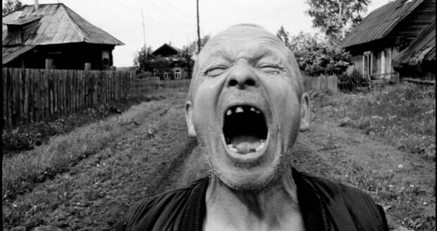 Бандиты из уральской глубинки в объективе американского фотографа