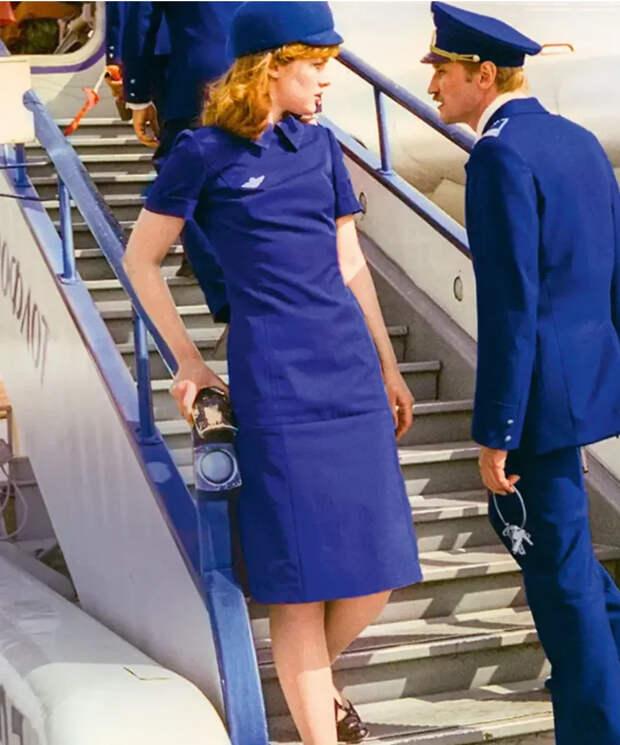 """Как снимали """"Экипаж"""" 1979 года: интересные факты о создании фильма"""