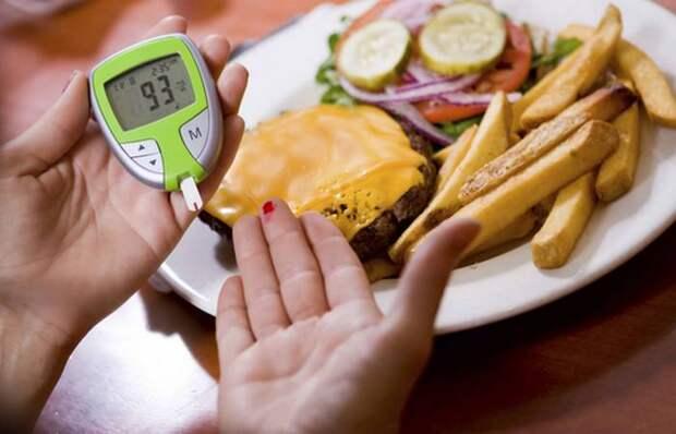Гормоны и диабет.