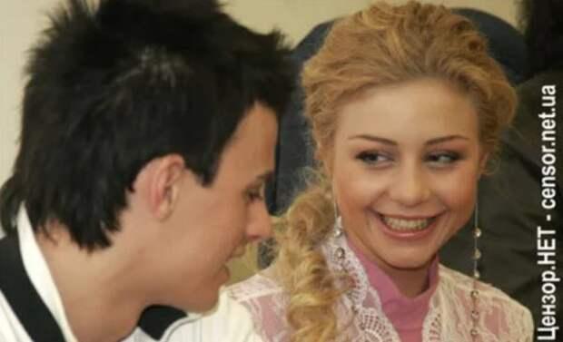 Кирилл Туриченко и Тина Кароль
