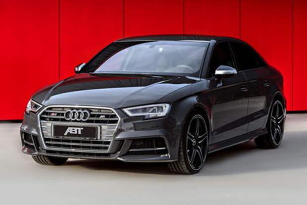 Здоровое соперничество: Audi S3 бросил вызов топ-модели