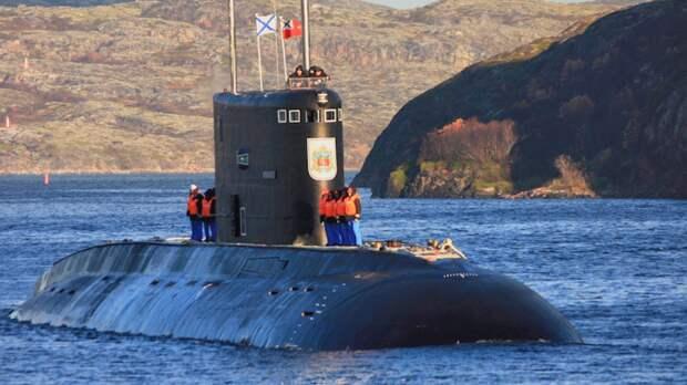 """NI: российский подводный """"бесшумный убийца"""" напугал американцев"""
