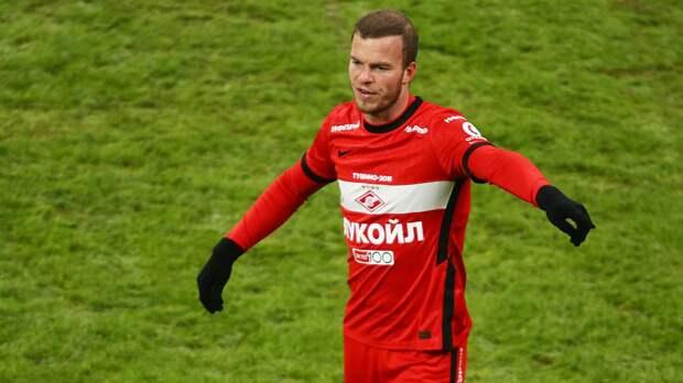 Хендрикс отреагировал на выход документального фильма о его трансфере в «Спартак»