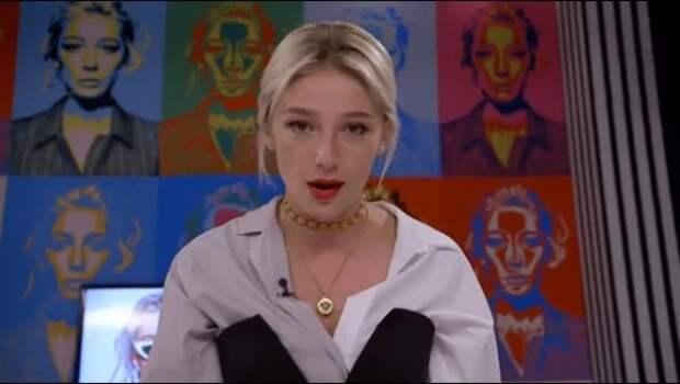 Телеведущую Анастасию Ивлеву не пустили на Украину