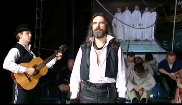 Павел Смеян в спектакле *Юнона и Авось* | Фото: biographe.ru