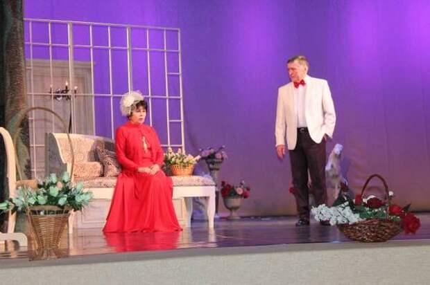 На сцене театра Топанова состоится  премьера спектакля в жанре «семейной страсти»