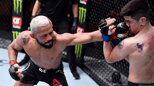 Бог войны из Бразилии докажет, что он сильнейший мухач в UFC. Прогноз на бой Дейвесон Фигередо — Брэндон Морено 2