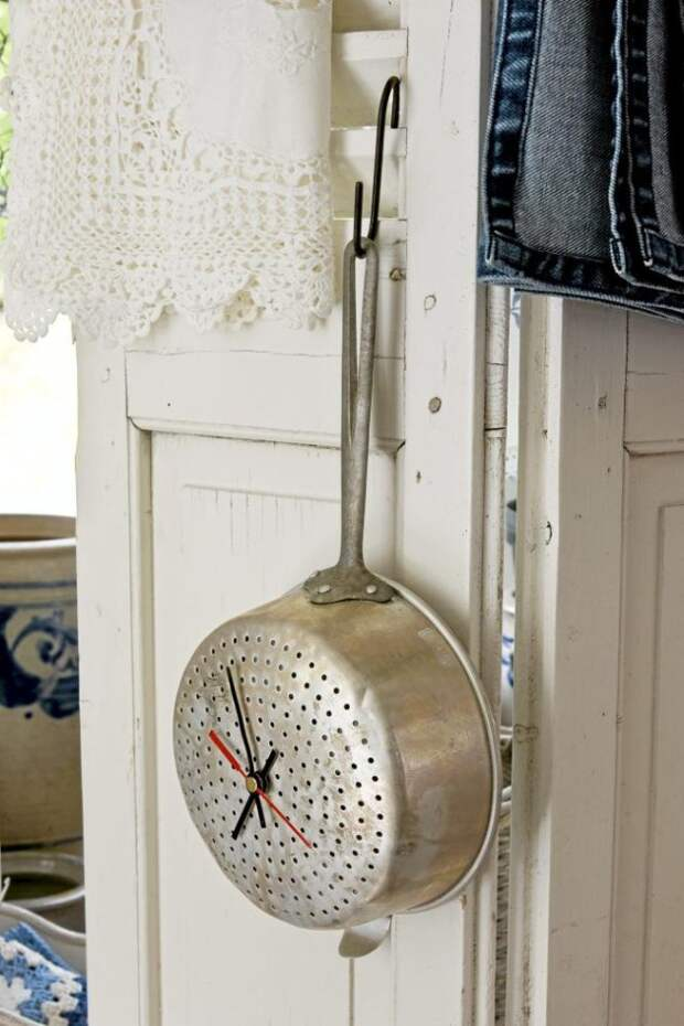 Кухонные часы (подборка)