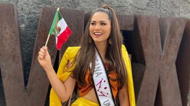 Представительница Мексики стала новой «Мисс Вселенная»
