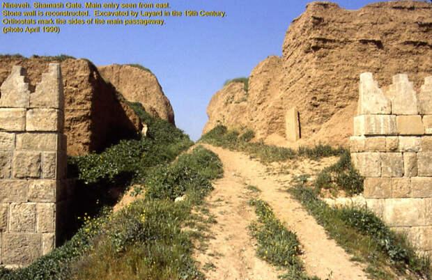 Из глубин. Под взорванной мечетью пророка Юнуса (Ионы) обнаружился дворец ассирийских царей