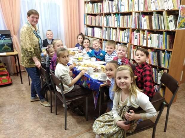 В городе Конаково читатели собрались на космическую «Библионочь»