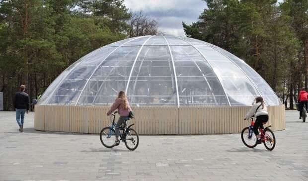 Цветы, птицы игеометрия: как преобразится фонтан вЦентральном парке Дзержинска