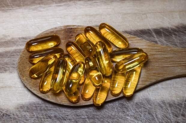 Доктор предупредил об опасности приема добавок омега-3 кислот