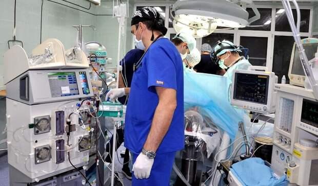 Число квот навысокотехнологичную медпомощь увеличила Ростовская областная больница