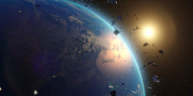Семь тысяч тонн на орбите: опасен ли космический мусор