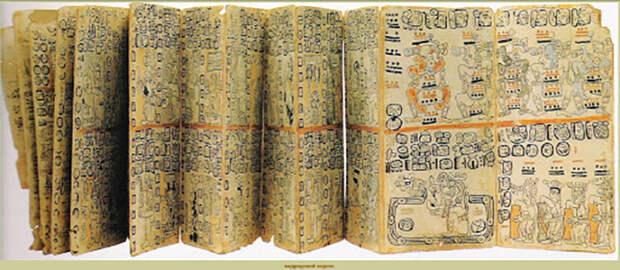 Кодекс майя.