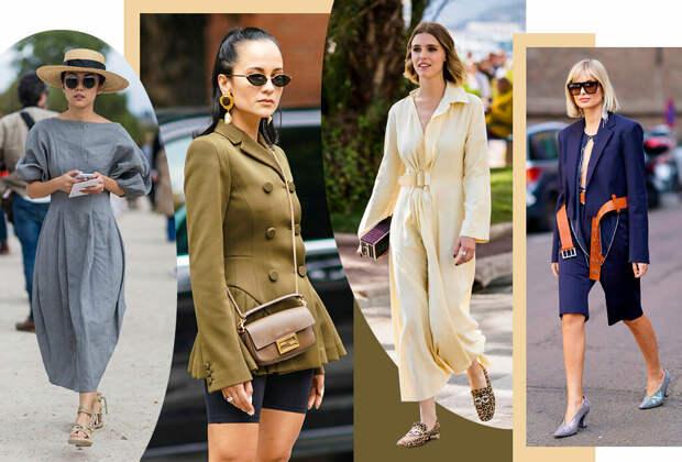 Самые модные цвета осени 2020. Что носить уже сейчас?