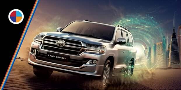 Все, что мы знаем о Toyota Land Cruiser 300 – премьера 9 июня
