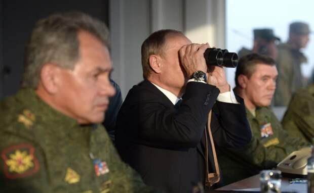 Александр Халдей: Что означает война Запада с Путиным
