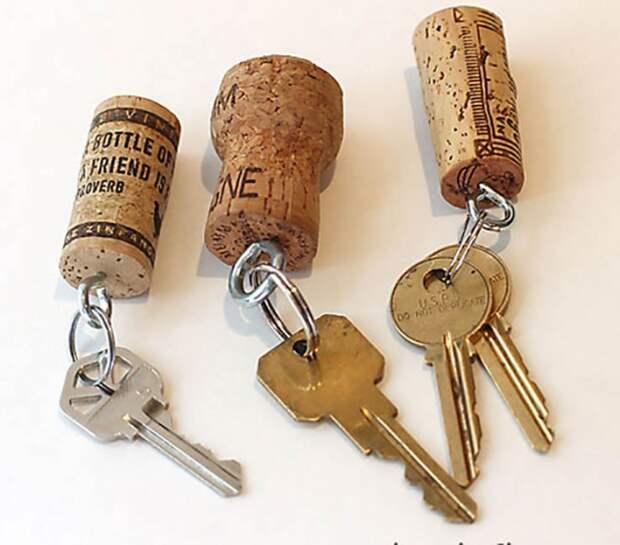 Непотопляемые ключи и другое