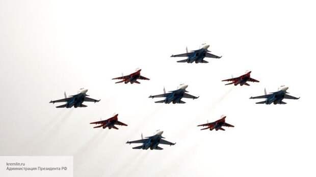 В Китае назвали самую впечатляющую технику России на параде Победы