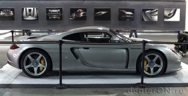 Zagato сделал единственный Porsche Carrera GT [Видео]