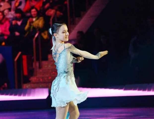 «На выходных вместе особо не ездили»: Щербакова рассказала об отношениях с Косторной и Трусовой