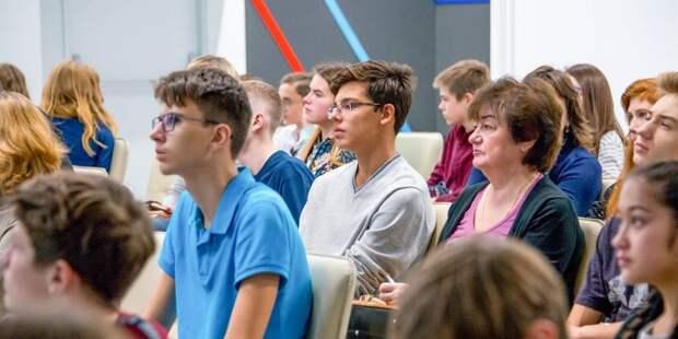 С основами космического двигателестроения познакомят школьников в МАИ