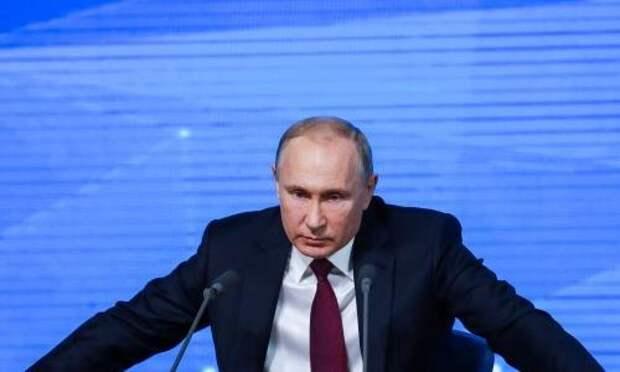 Смотрите ли вы пресс-конференцию Владимира Путина?