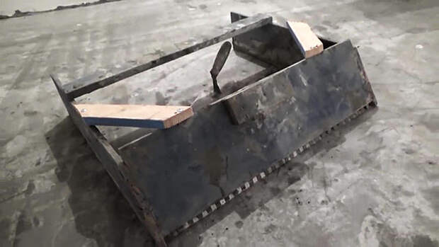 Скоростная укладка плитки с применением супер гребёнки