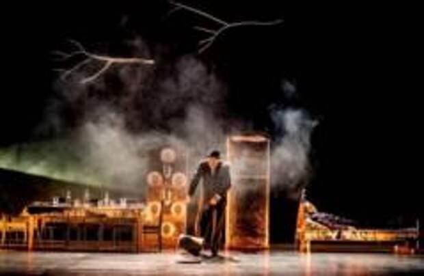 Последний спектакль Эймунтаса Някрошюса покажут в Москве