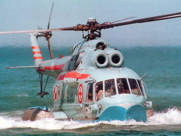 Вслед за Ту-160 – Ми-14?