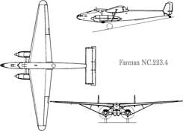 Farman NC.223.4