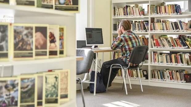 Столичные библиотеки отдадут горожанам более 223 тыс списанных книг