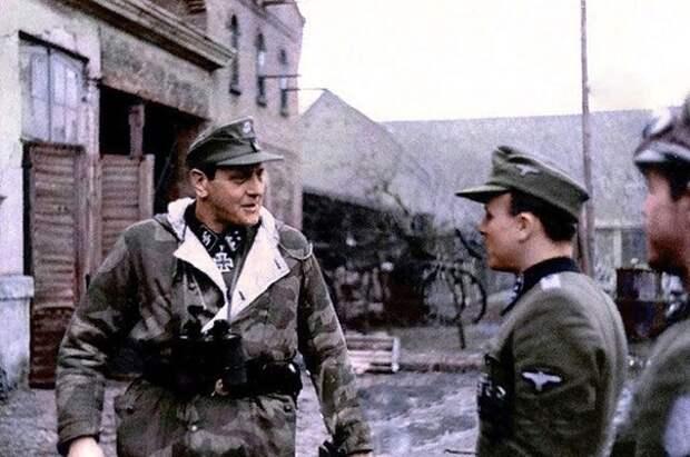 Покушение немецких диверсантов на генерала Эйзенхауэра