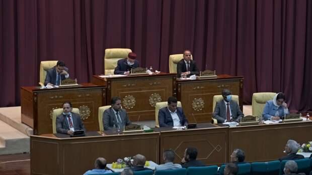 Палата представителей Ливии 15 июня обсудит законопроект о госбюджете на 2021 год